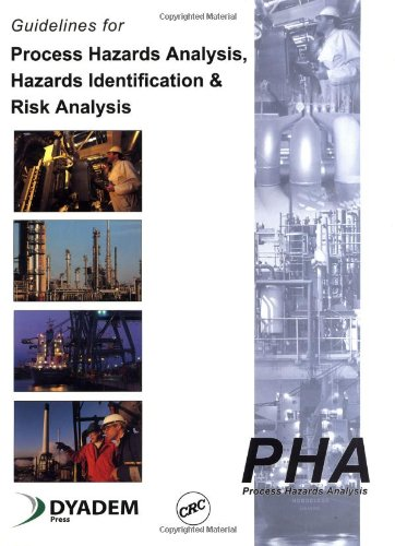 Guidelines for process hazards a